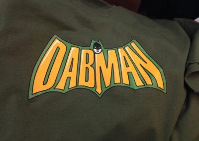 Dabman shirts