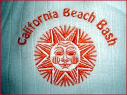cali beach bash