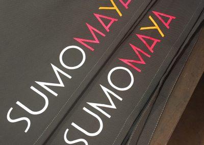 Sumo Maya apron