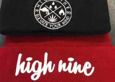 high nine beanies
