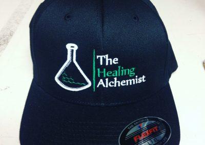 The Healing Alchemist
