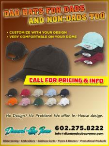 custom hats dad low profile embroidery scottsdale arizona phoenix tempe mesa shirts sweatshirts snapbacks custom