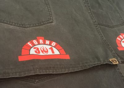 forno aprons